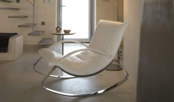 Chandelier Rocking Chair, Cierre Italy