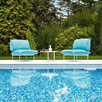 Colorado Lounge Chair, Varaschin Italy