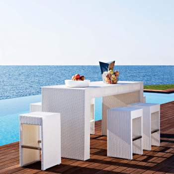 Cora Bar Table, Varaschin Italy