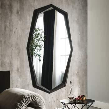 Emerald Wood Mirror, Cattelan Italia