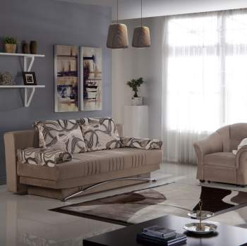 Fantasy Best Vizon Sofa-Sleeper