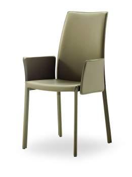 Giada - P Chair With Arms, Airnova Italy