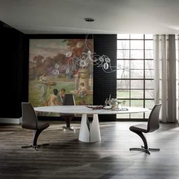 Giano Dining Table, Cattelan Italia