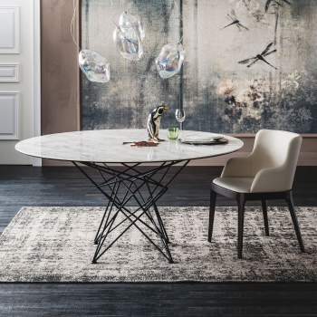 Gordon Keramik Dining Table, Cattelan Italia