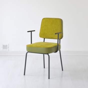 Greta - P Chair With Arms, Airnova Italy