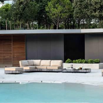 Grid Modular Sofa, Varaschin Italy
