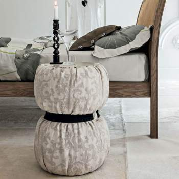 Guccino Coffee Table/Pouf, Tomasella Italy