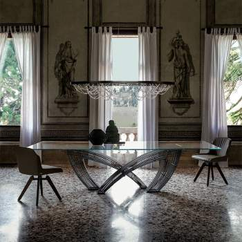 Hystrix Dining Table, Cattelan Italia