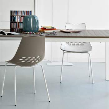 CB/1030 Jam Dining Chair, Connubia by Calligaris Italy