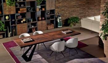 Karma  Dining Table, Cierre Italy