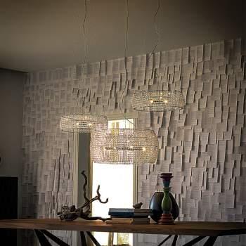 Kidal Ceiling Lamp, Cattelan Italia