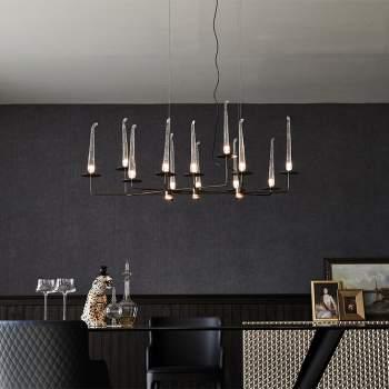 Lancelot Ceiling Lamp, Cattelan Italia
