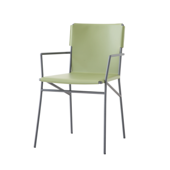 Land - P Chair With Arms, Airnova Italy