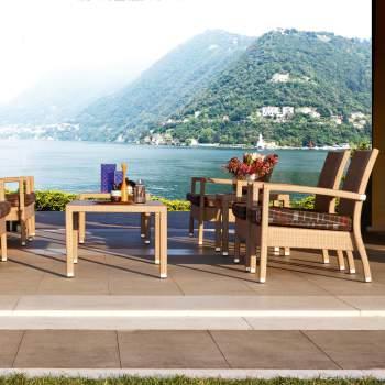 Lotus Lounge Chair, Varaschin Italy
