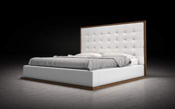 Ludlow Queen Bed, Modloft