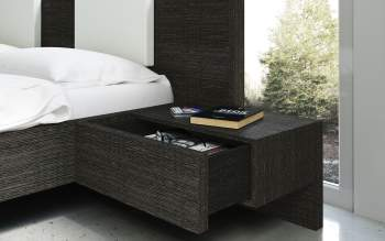Monroe Queen Bed, Modloft