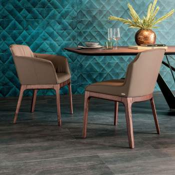 Musa Dining Chair, Cattelan Italia
