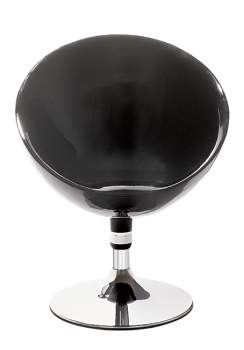Neptune Chair - Black