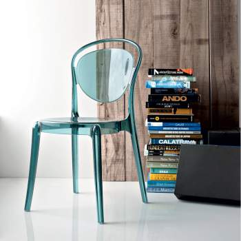CS/1263 Parisienne Dining Chair, Calligaris Italy