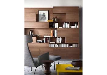 People Wall Unit, Pianca Italy