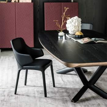 Planer Wood Dining Table, Cattelan Italia