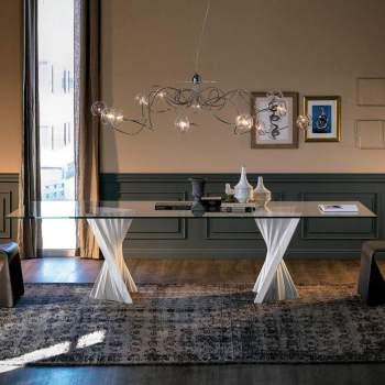 Plisset Dining Table, Cattelan Italia