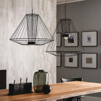 Ravel Ceiling Lamp, Cattelan Italia