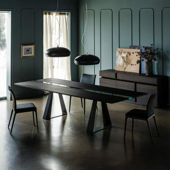 River Dining Table, Cattelan Italia