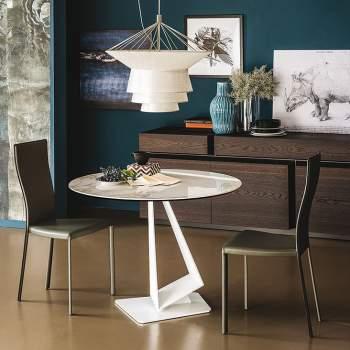 Roger Keramik Dining Table, Cattelan Italia