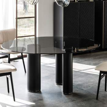Roll Round Dining Table, Cattelan Italia