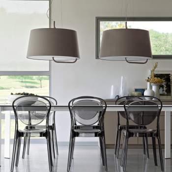 CS/8007-S Sextans Suspension Lamp, Calligaris Italy