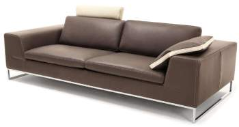 INCANTO B617 Leather Sofa