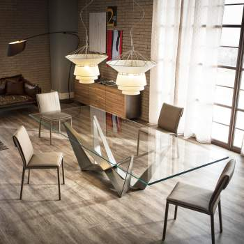 Skorpio Dining Table, Cattelan Italia