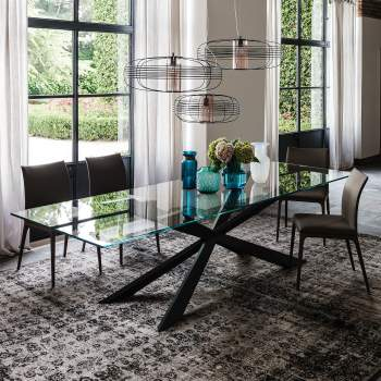 Spyder Dining Table, Cattelan Italia