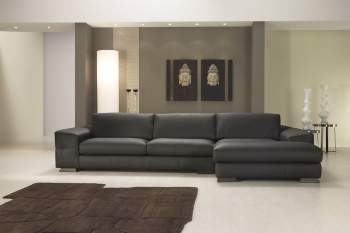 Outclass Sectional Sofa by Gamma International, Italy
