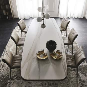 Stratos Keramik Premium Dining Table, Cattelan Italia