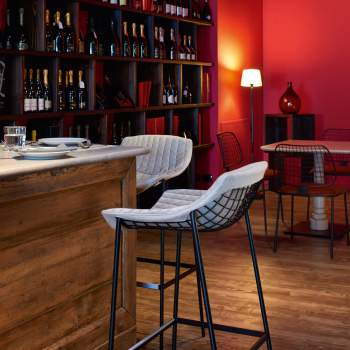 Summerset Bar Stool, Varaschin Italy