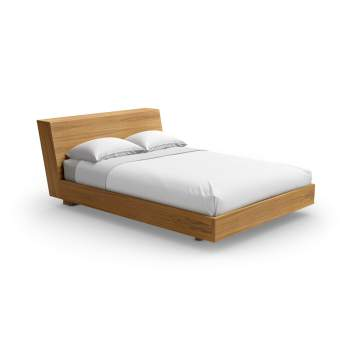 Urbana Bed With Storage Headboard, Mobican