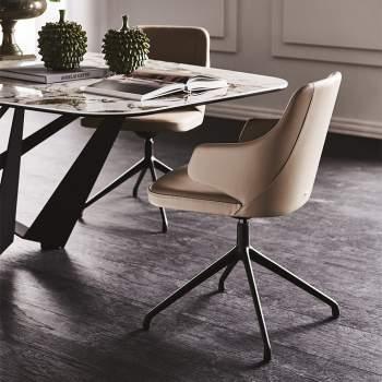 Wendy Swiveling Chair, Cattelan Italia