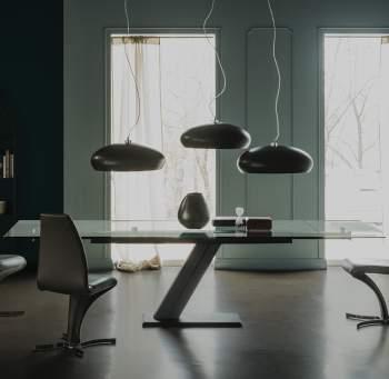 Zeus Drive Dining Table, Cattelan Italia