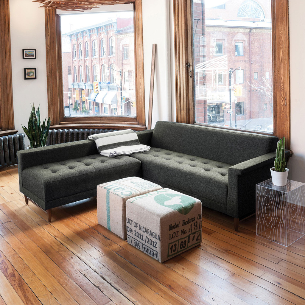 Harbord Loft Bi-Sectional